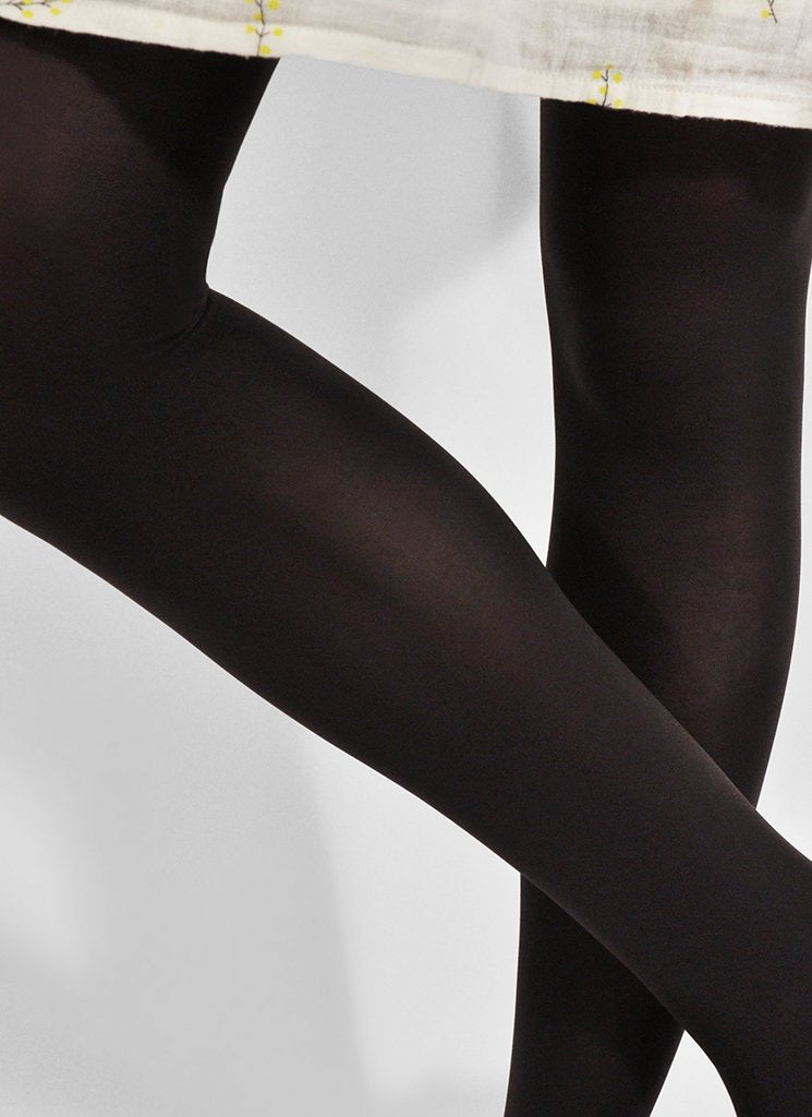 OLIVIA PREMIUM TIGHTS NEARLY BLACK