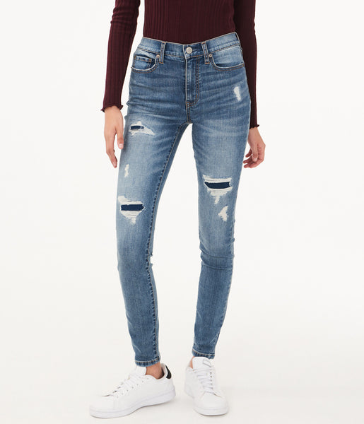 Jeans Mujer Aeropostale 5420