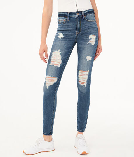 Jeans Mujer Aeropostale 5237