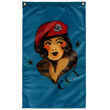 CCT Jerry Girl Flag