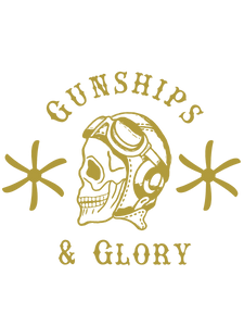 Gunships & Glory Short-Sleeve Unisex T-Shirt