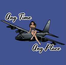Any Time Pin-up Short-Sleeve Unisex T-Shirt