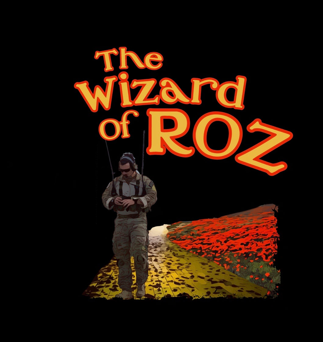The Wizard of ROZ Stickers