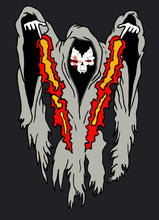 DTA Ghost Front-Back Graphic T-Shirt