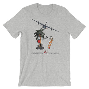 Keepin' it Kinetic Kommando Surf Kompany Collaboration Tee