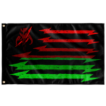 Mando Commando Flag