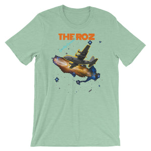 The ROZ Short-Sleeve Unisex T-Shirt