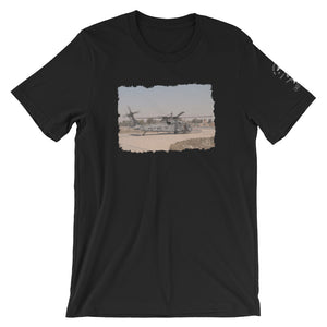 Pedro GWOT AVGeek and On Station Apparel Collaboration Short-Sleeve Unisex T-Shirt