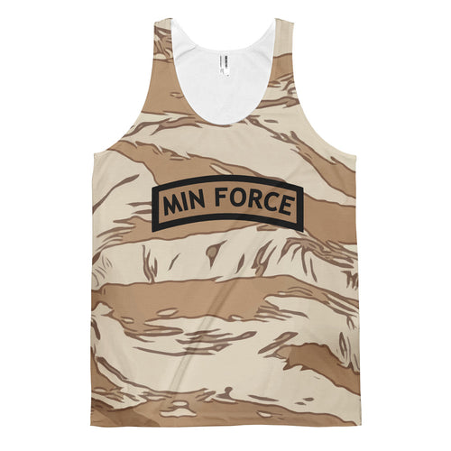 Min Force tank top