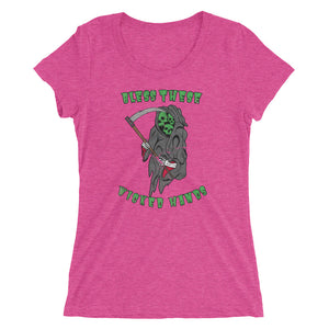 Bless These Wicked Hands Ladies' short sleeve t-shirt
