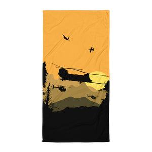 Nangarhar Nights Towel