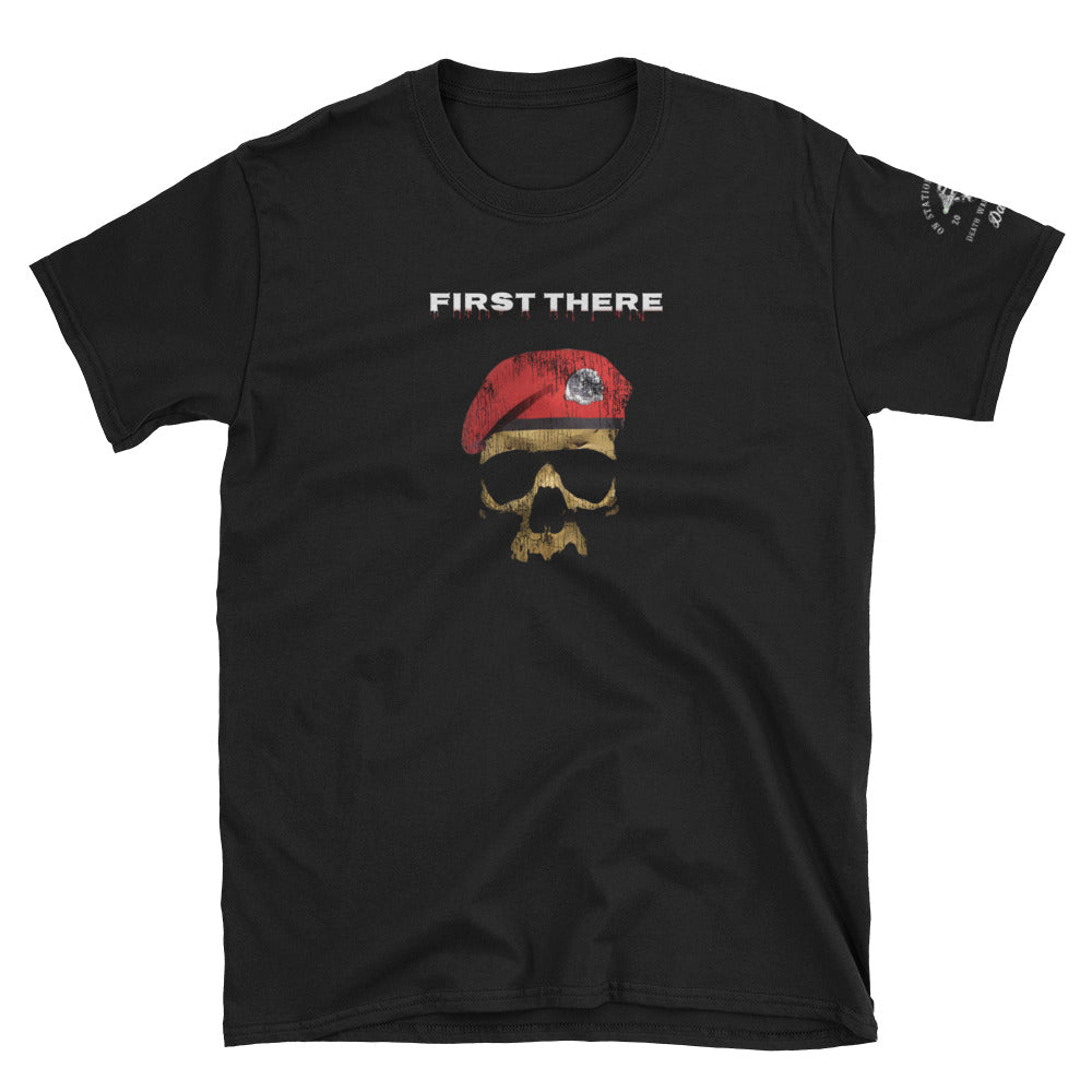 First There Short-Sleeve Unisex T-Shirt