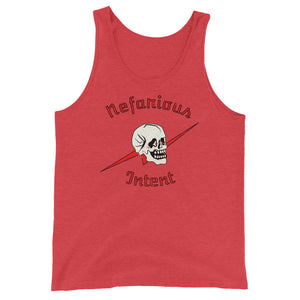 Nefarious Intent Unisex  Tank Top