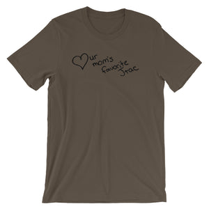 ur mom's favorite JTAC Short-Sleeve Unisex T-Shirt