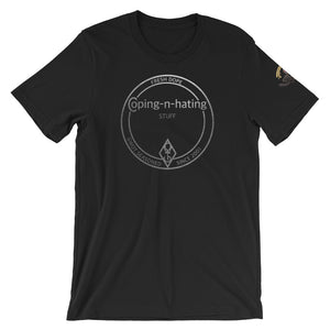 Coping n Hating Short-Sleeve Unisex T-Shirt