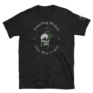 Something Wicked Short-Sleeve Unisex T-Shirt
