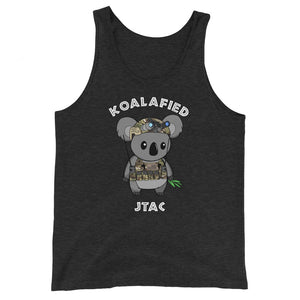 KOALAFIED JTAC Too! Unisex Tank Top