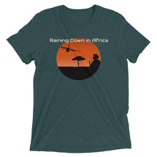 Raining Down in Africa Short sleeve t-shirt