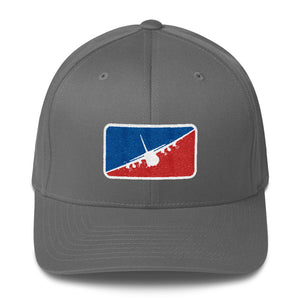 Major League CAS Structured Twill Cap