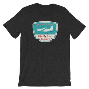 World's Finest Close Air Support Short-Sleeve Unisex T-Shirt