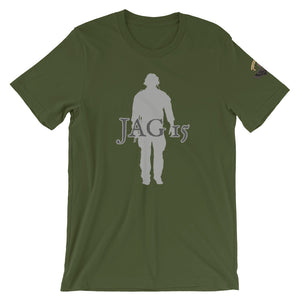 JAG 15 Short-Sleeve Unisex T-Shirt