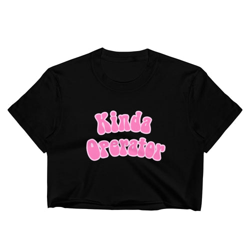 Kinda Operator Women's Crop Top