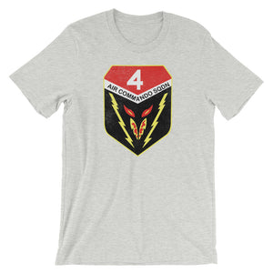 4th Air Commando Squadron Short-Sleeve Unisex T-Shirt