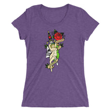 Mother and Warrior Dagger Ladies' short sleeve t-shirt