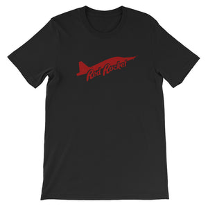 Red Rocket Short-Sleeve Unisex T-Shirt