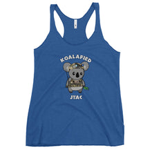 KOALAFIED JTAC Too! Women's Racerback Tank