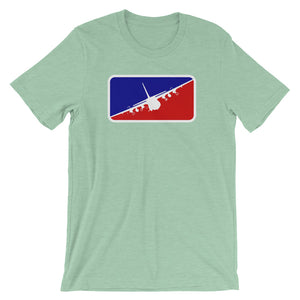 Major League CAS Short-Sleeve Unisex T-Shirt