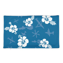 Gunship Hawaiian Pillow Case only