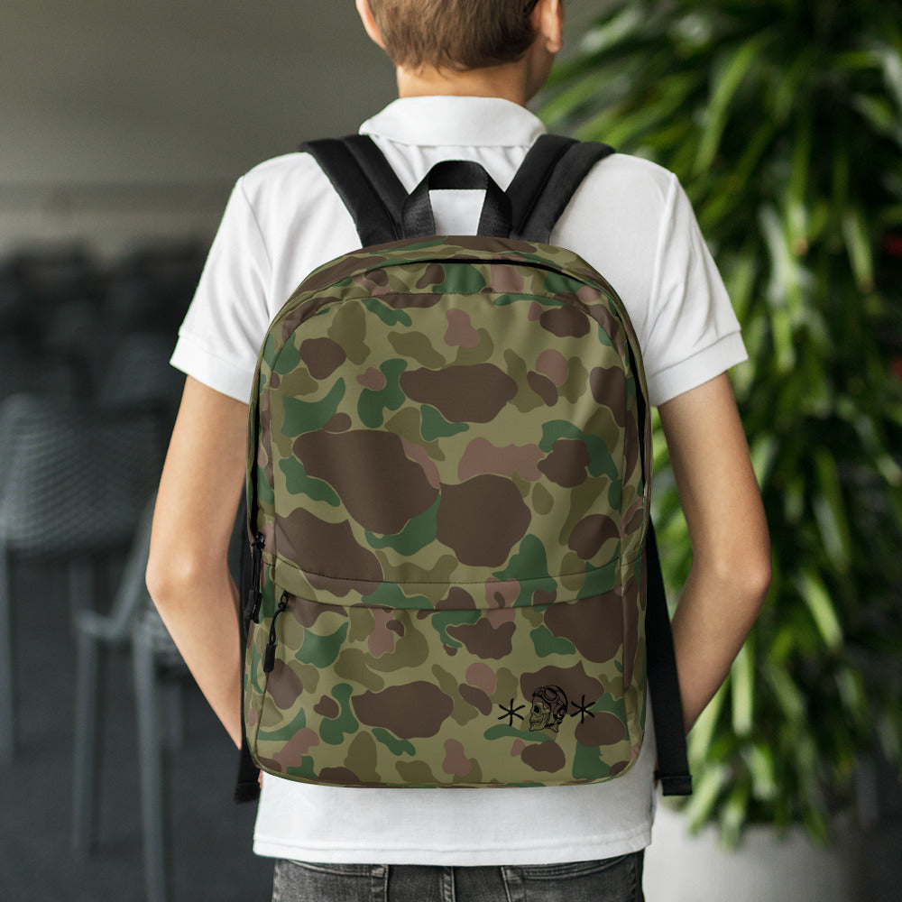 Frog Skin Backpack