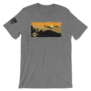 CW3 Taylor Galvin Memorial 1-160 SOAR Short-Sleeve Unisex T-Shirt
