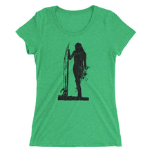 Surfer Girl Ladies' short sleeve t-shirt