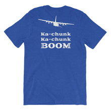 Shadow Ka-chunk Boom Short-Sleeve Unisex T-Shirt