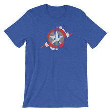 Captain AmeriCAS CCT Short-Sleeve Unisex T-Shirt