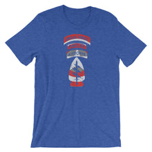 Captain AmeriCAS SFG Tower of Power Short-Sleeve Unisex T-Shirt