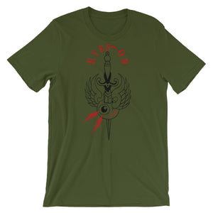 Eyes-On Short-Sleeve Unisex T-Shirt