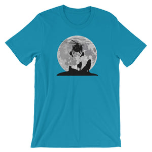 Three Wolf Moon Little Bird Short-Sleeve Unisex T-Shirt