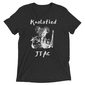 Greek Koalafied JTAC Short sleeve t-shirt