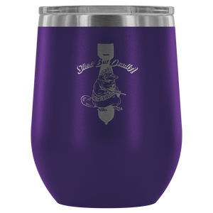 Battlepus Wine Tumbler