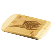 Spectre Bamboo Cutting Board