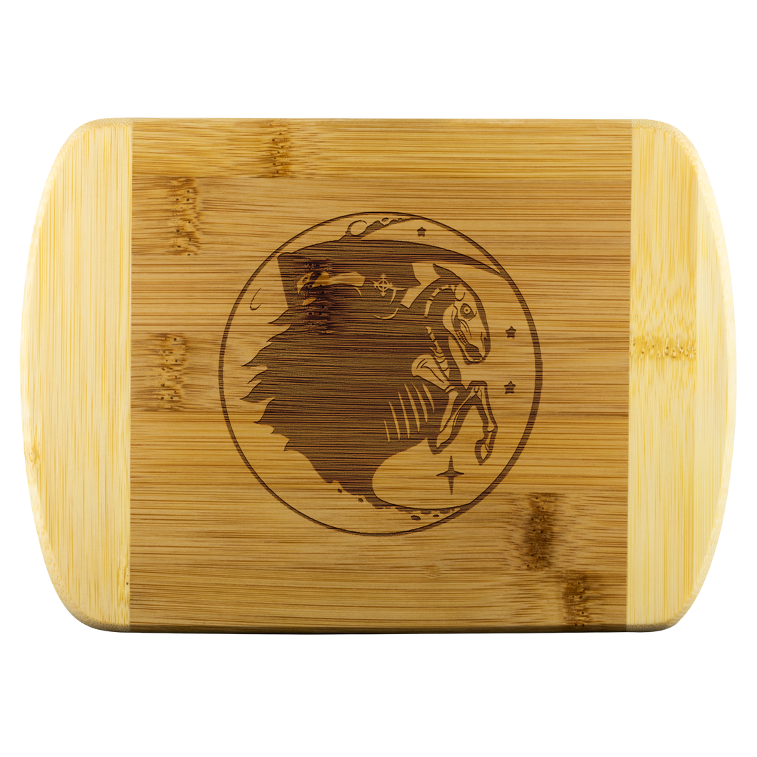 Shadow Bamboo Cutting Board
