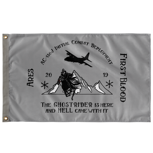 Ghostrider Initial Combat Deployment Flag