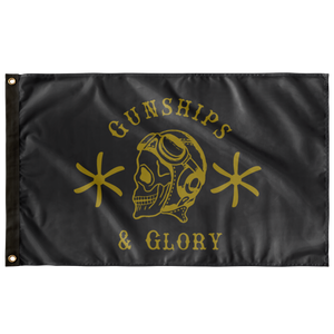 Gunships and Glory Flag