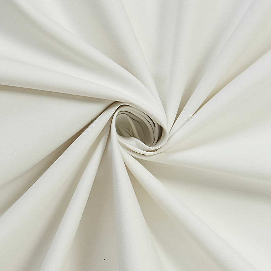 Poly/Cotton Lining - Ivory Colour - SK Curtains & Roman Blinds