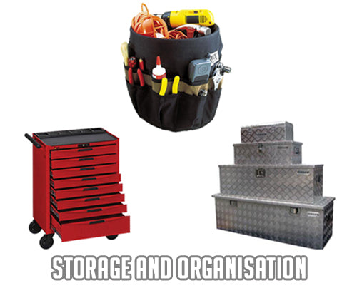 STORAGE AND ORGAINISTION