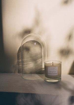 Coconut/Sandalwood Candle