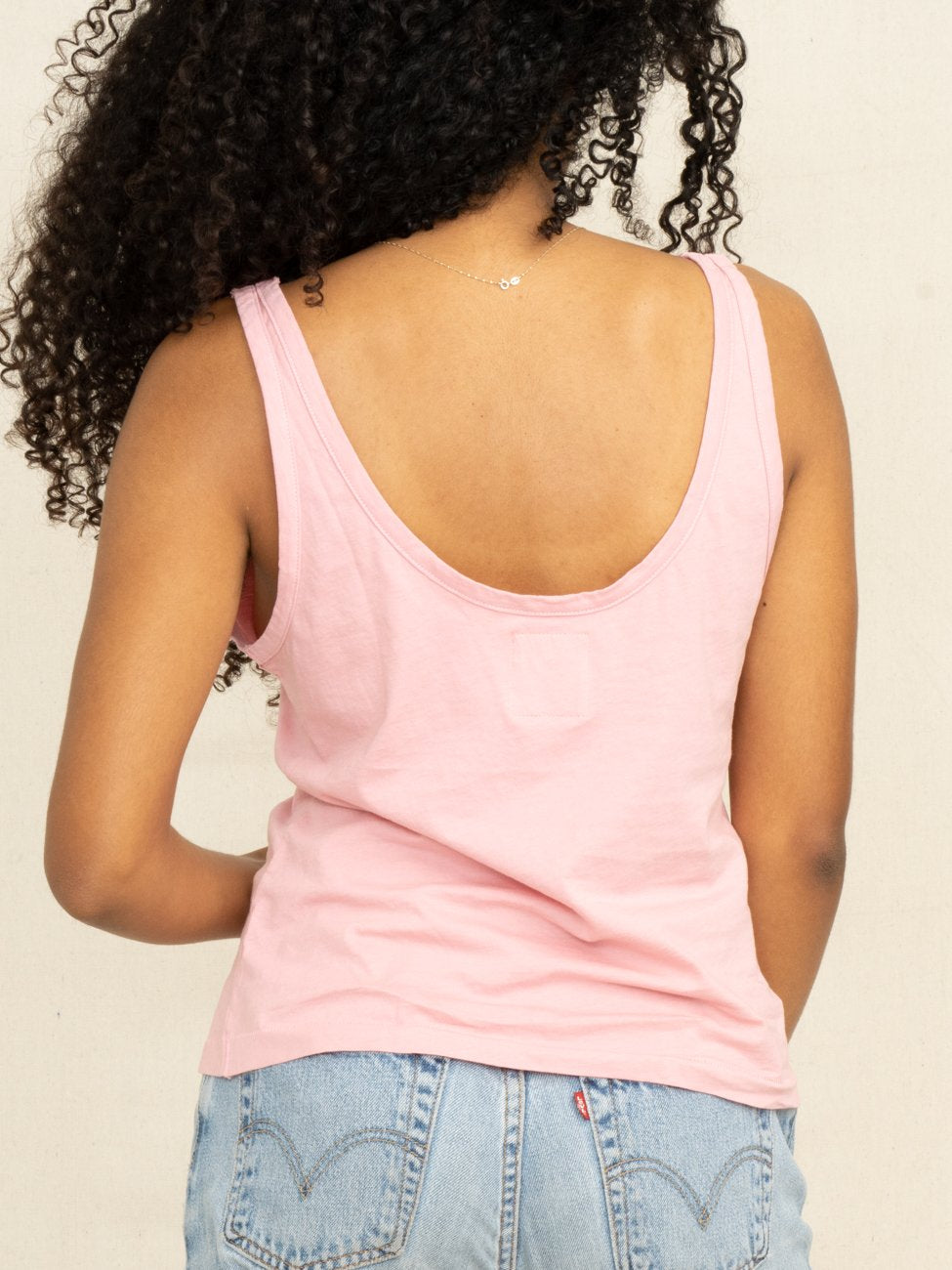 Easy Tank 100% Organic Cotton